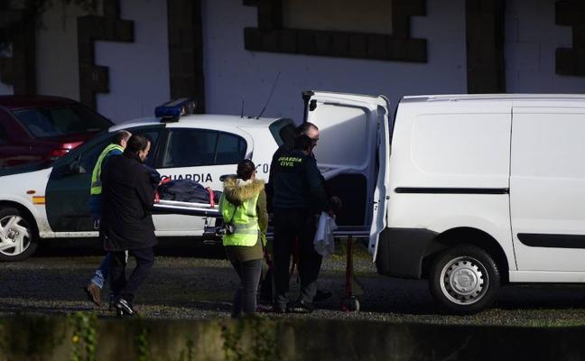Aparece el cadáver de una mujer en la central hidroeléctrica de Puerto