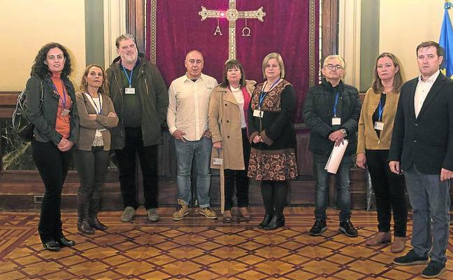 Fade afirma que los presupuestos regionales «no favorecen a Asturias»