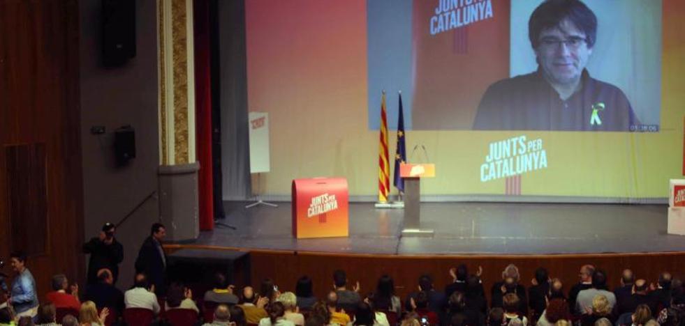 Puigdemont, dispuesto a «correr el riesgo» de volver a España si es investido presidente