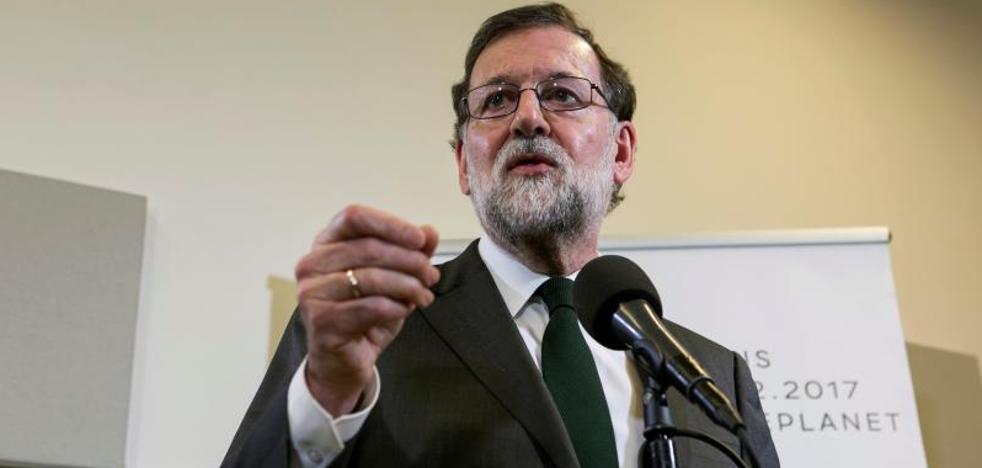 Mariano Rajoy: «No podemos suprimir el carbón de un día para otro»