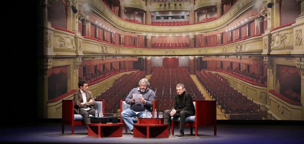 «El mejor teatro es el que espera algo del espectador porque le respeta»