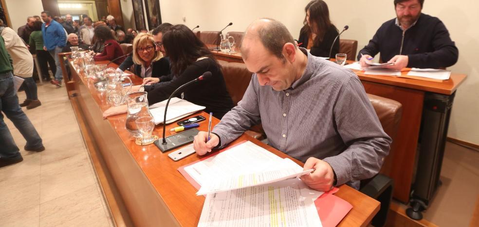 El PSOE presentará el presupuesto a la oposición la próxima semana