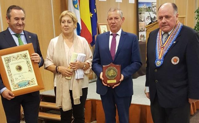 Premio a Gastrónomos del Yumay