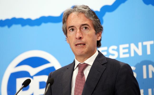 De la Serna prevé presentar mañana su plan de Cercanías para Asturias