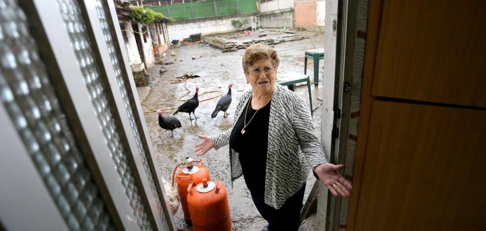 Urbanismo ordena el desalojo de los últimos expropiados de El Arbeyal