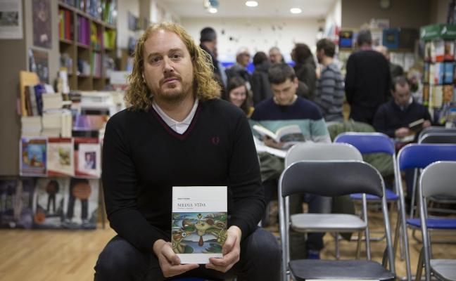 Pablo Texón reúne toda su poesía en un solo libro