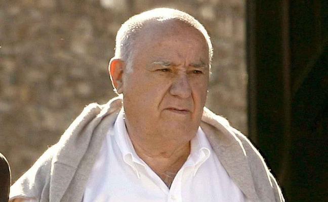 Amancio Ortega dejas sus cargos en 53 filiales de Inditex