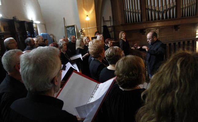 Música de Navidad, el sábado en la iglesia de Santo Tomás