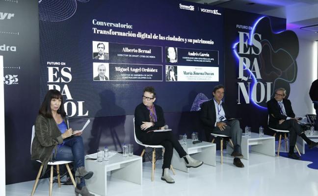 El español fija sus retos de futuro en Bogotá