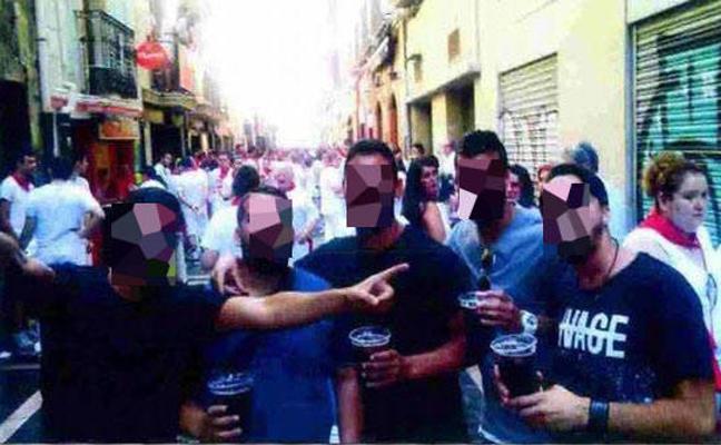 'Veranito', el chat de La Manada para las 'juergas' de Pozoblanco y San Fermín