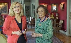 «Carmen Franco achaca a Suárez todos sus males»