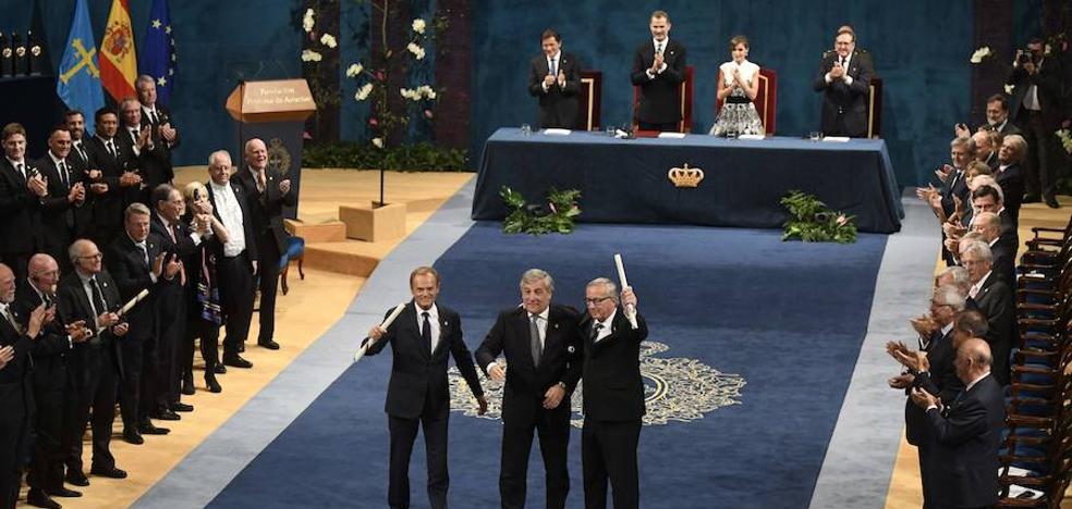 La Fundación Princesa de Asturias aumenta en 2018 su presupuesto a 5,4 millones