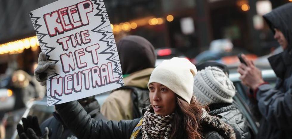 Estados Unidos pone fin a la «neutralidad de la red»