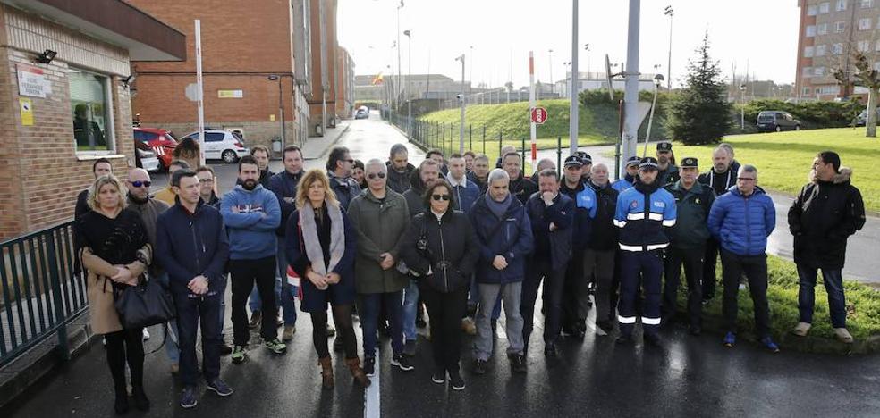 Concentración en Oviedo y Gijón por los tres asesinatos de Teruel