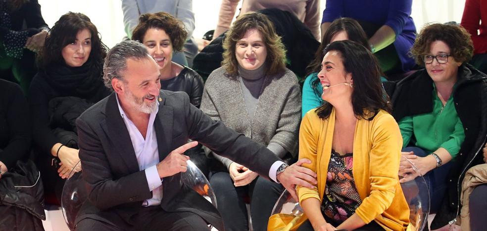 «Detrás de Marcos Luengo hay un equipo de mujeres inteligentes»