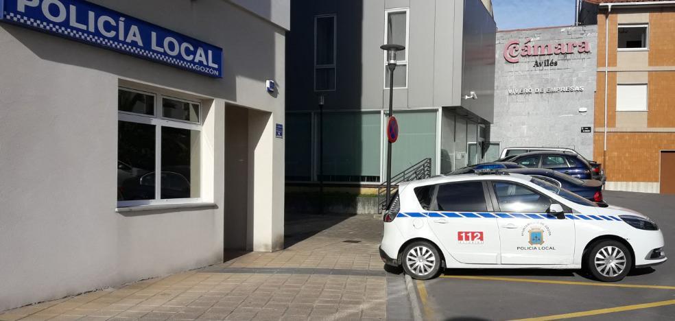 La Policía de Gozón halla a dos menores huidos de una casa de acogida de Llanera