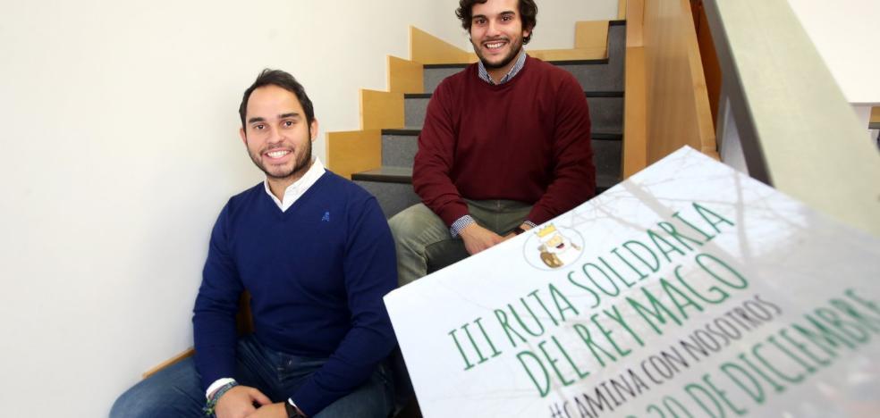 Quinientos 'Reyes Magos' caminarán hasta Covadonga con juguetes