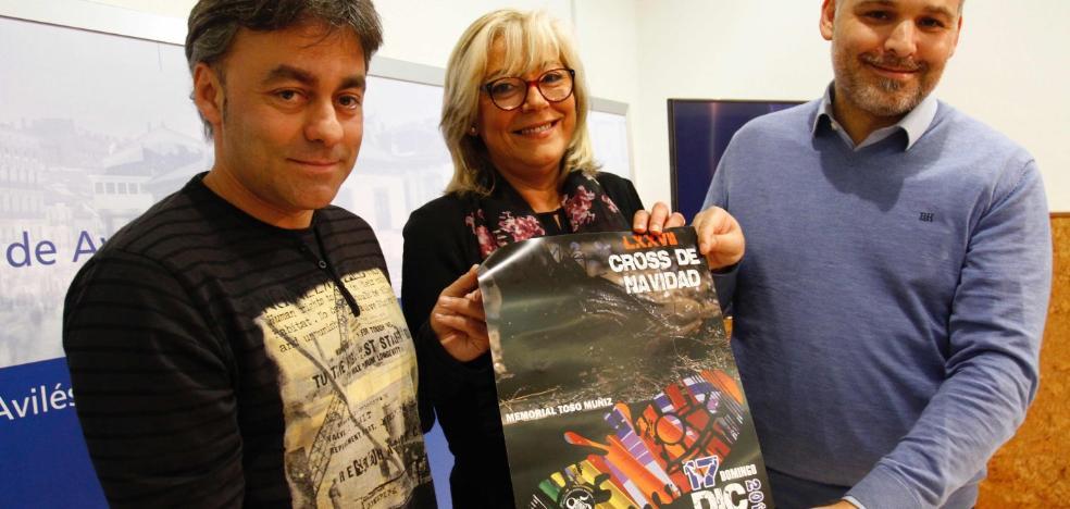 El Campeonato de Asturias de cross corto se decide en el Cross de Navidad de Avilés