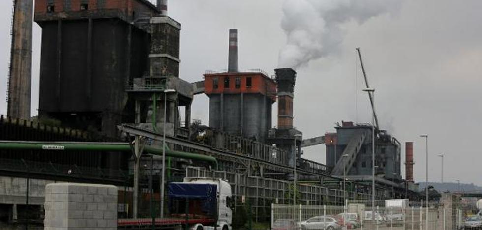 La comisión ambiental del Principado autoriza la reconstrucción de las baterías de cok de Arcelor en Gijón