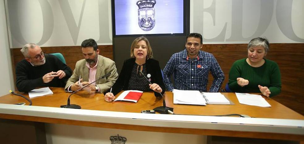 El gobierno de Oviedo valora no incluir aparcamientos subterráneos en el nuevo bulevar