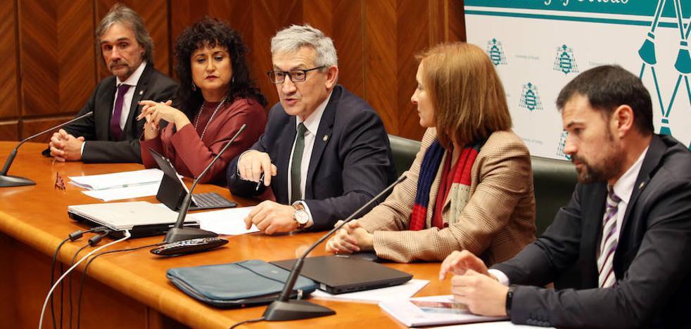 La Universidad de Oviedo destinará a investigación 3,5 millones más el próximo año