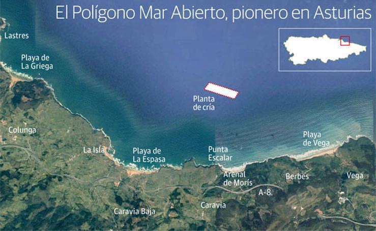 El Polígono Mar Abierto, pionero en Asturias