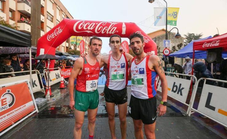 2.000 corredores afrontaron los ocho kilómetros de Castrillón