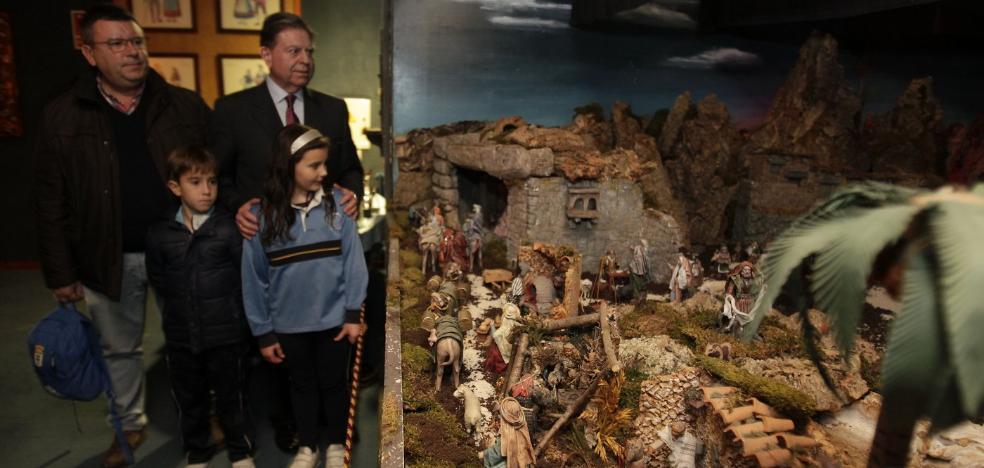 Ya es Navidad en el Centro Asturiano