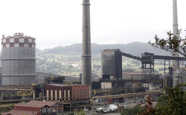 El Principado concede a Arcelor la autorización para reconstruir las baterías de cok de Gijón