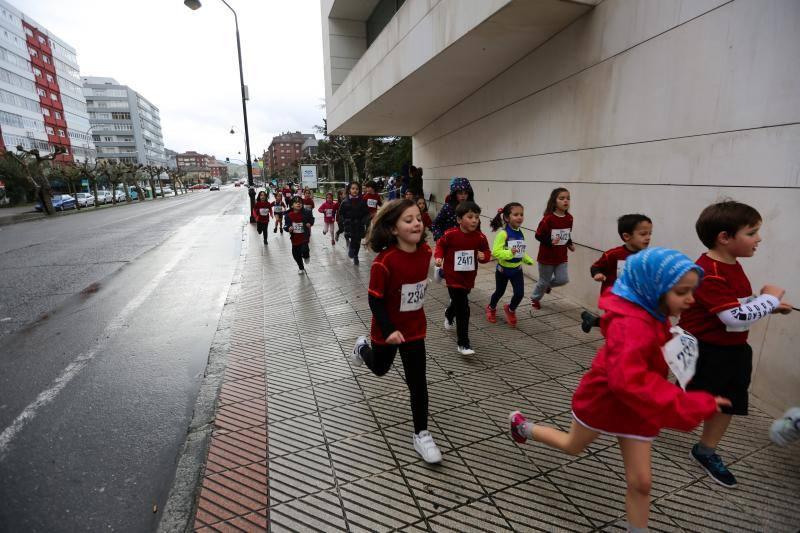 Carrera popular '8 kilómetros' de Catrillón (infantil)