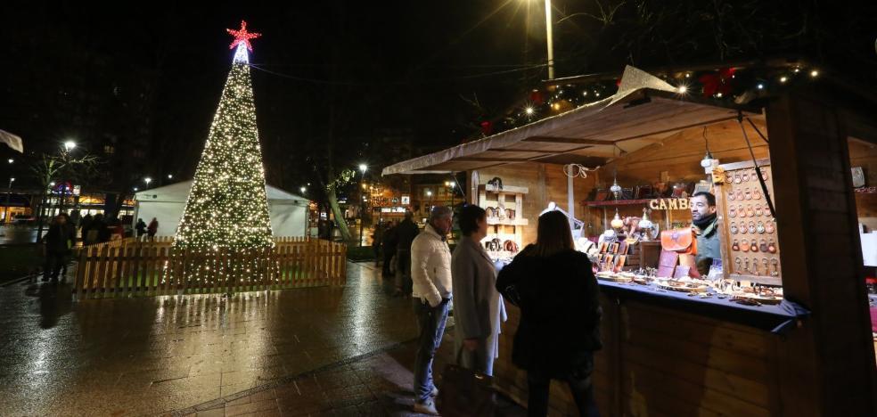 La Navidad ilumina Las Meanas