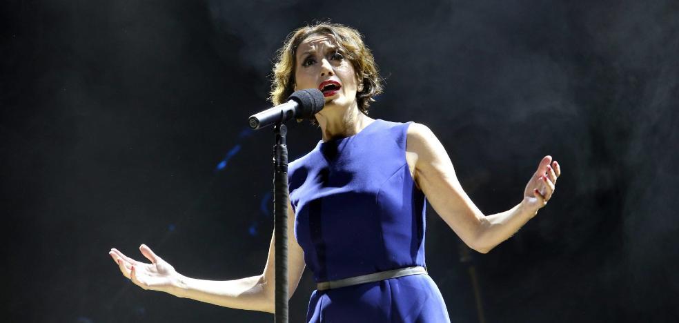 Luz Casal abrirá el 16 de marzo en Avilés su nueva gira nacional