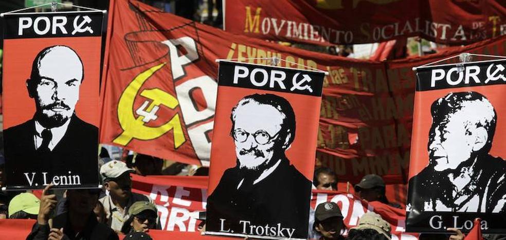 Rusia recupera la figura de Trotski, el demonio de la revolución