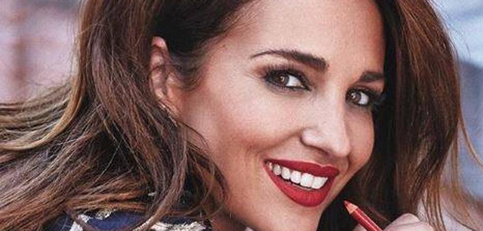 Paula Echevarría muestra su lado más sexy y enloquece Instagram