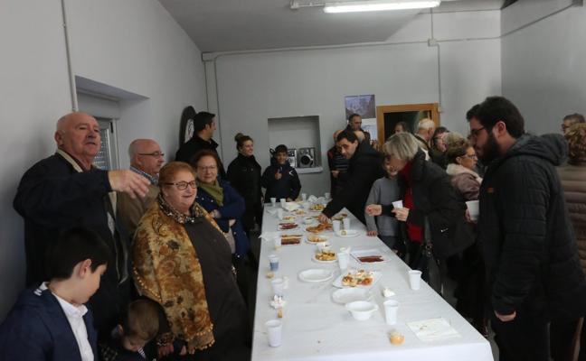Encuentros navideños de pensionistas y en San Cristobal