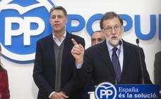 Rajoy descarta indultar a los soberanistas y garantiza la seguridad del escrutinio del 21-D