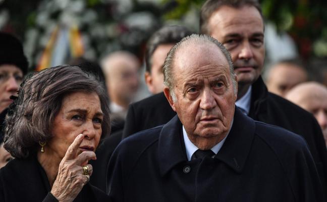 La Casa del Rey impulsará la agenda de don Juan Carlos y doña Sofía por su 80 cumpleaños