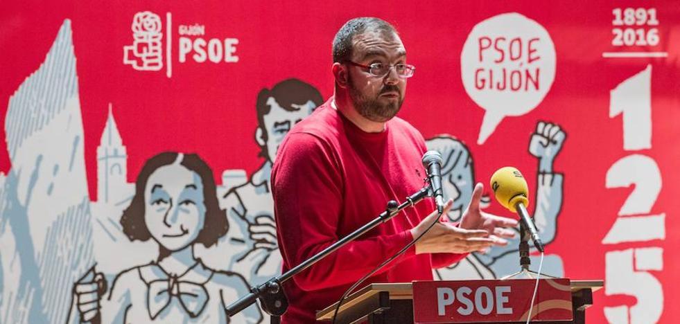 Adrián Barbón pide a Podemos que renuncie al «todo o nada» en la negociación presupuestaria