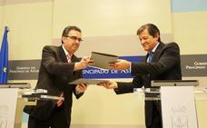 El Principado y la Fundación Amancio Ortega firman la compra de cuatro equipos para la detección precoz del cáncer de mama
