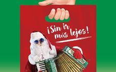 La Calzada y el Natahoyo celebran la Navidad con la clientela del comercio