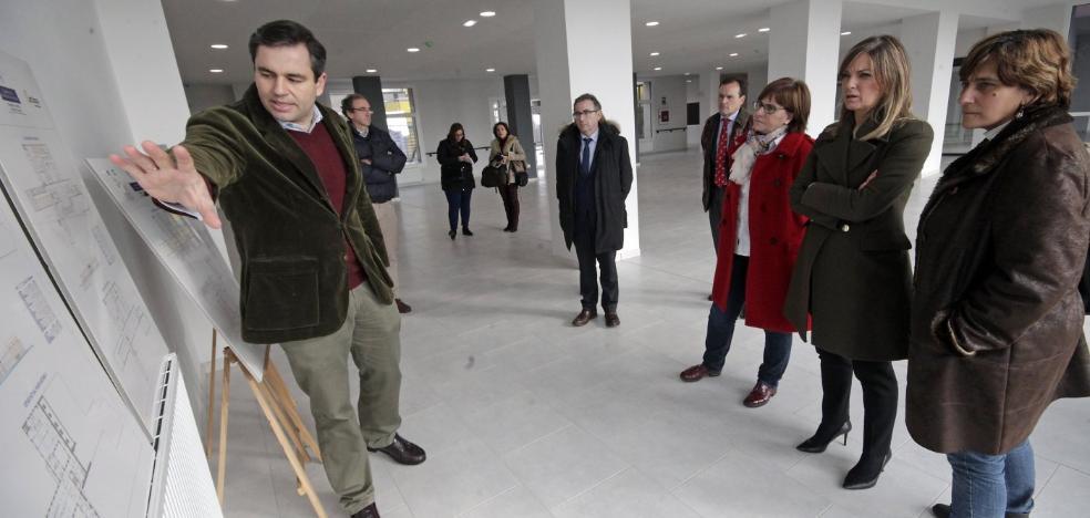El Principado solo abrirá la residencia del Naranco en 2018 si hay presupuesto