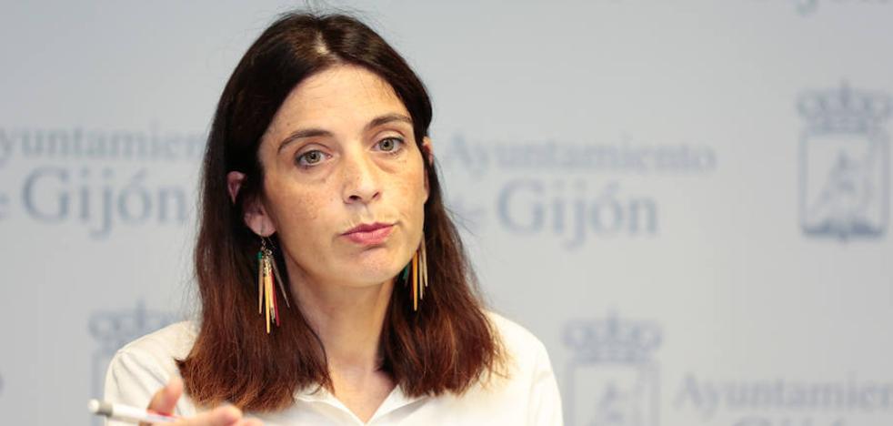Ana Braña afirma que el ciudadano no notará la prórroga presupuestaria en Gijón