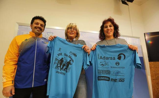 3.000 atletas participarán en la XXX San Silvestre de Avilés
