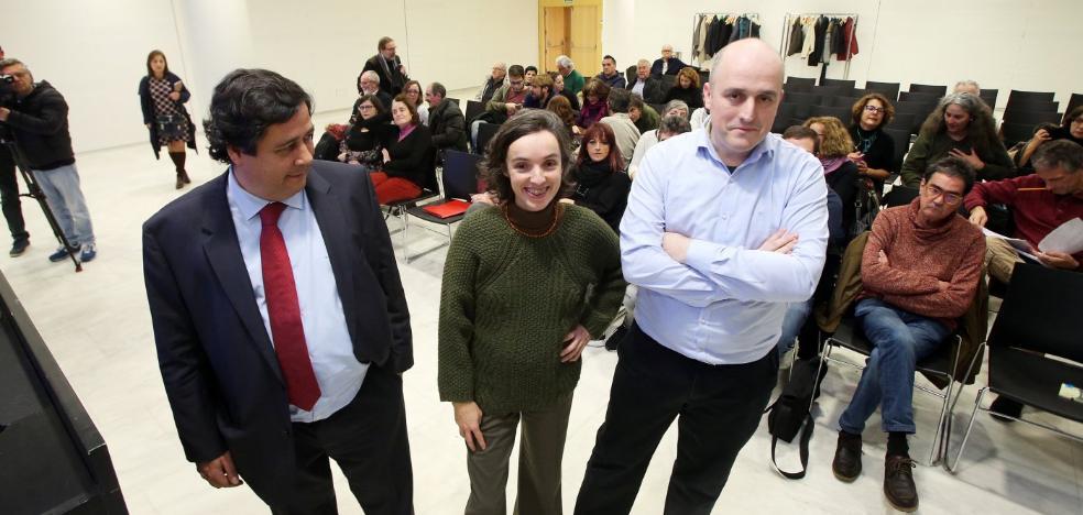 López pide a los críticos que no «destruyan» la «buena idea» del bulevar de Santullano