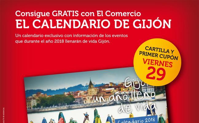 El Calendario de Gijón