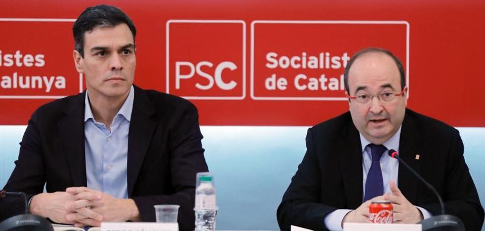 Sánchez carga sobre Rajoy la responsabilidad del resultado catalán y se reivindica como alternativa