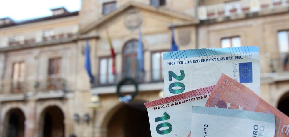 Una familia ovetense media pagará 1.373 euros al Ayuntamiento en tasas en 2018