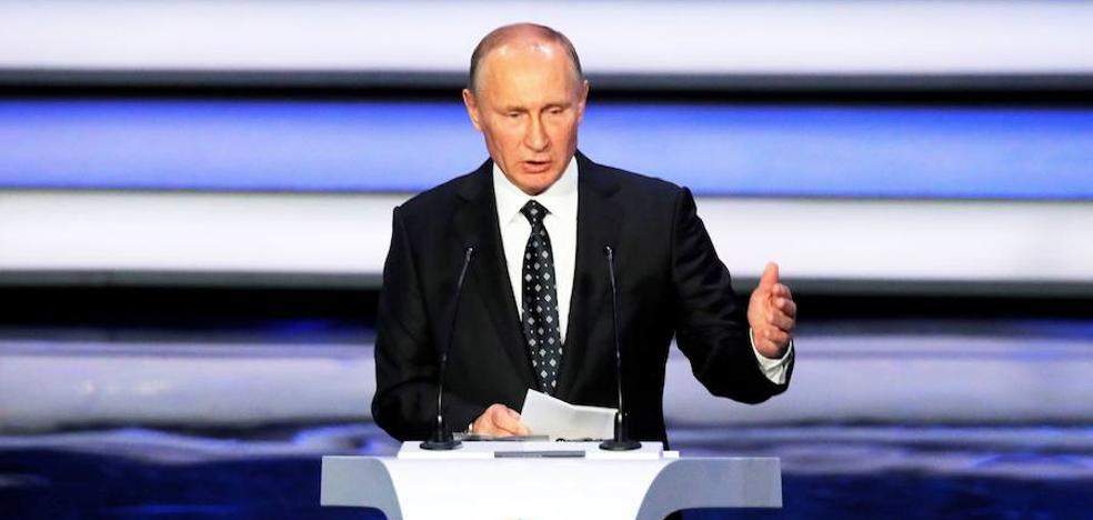 El gran reto de Putin