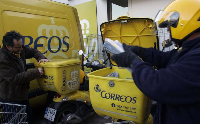 Nueva oferta de empleo en Correos: busca 1.869 carteros