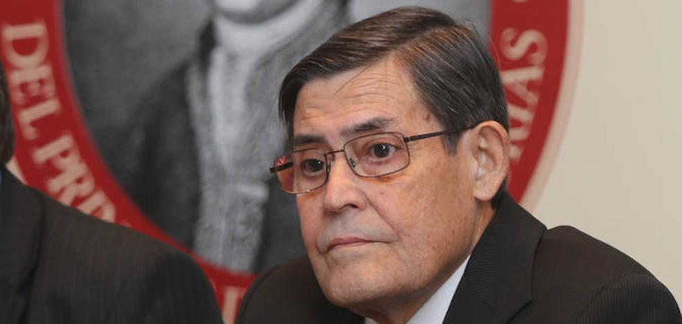 Fallece a los 73 años el catedrático de Historia Moisés Llordén